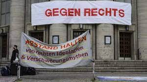 (rfi.fr)L'extrême droite, le danger numéro un en Allemagne.
