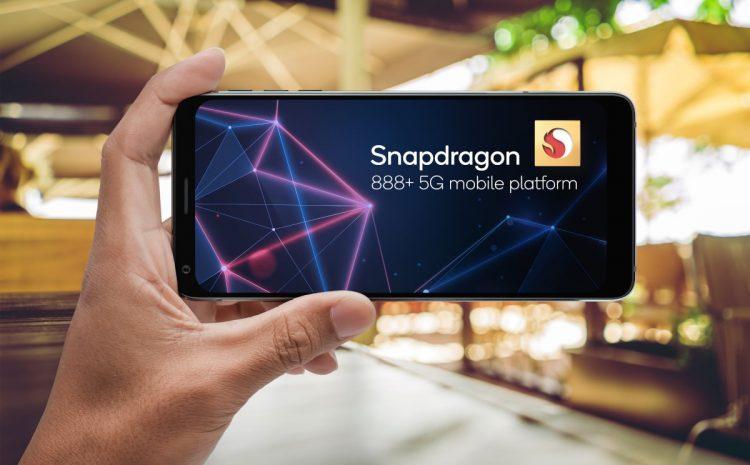(phonandroid)Snapdragon 888+ officiel : voici le premier CPU de Qualcomm cadencé à 3 GHz