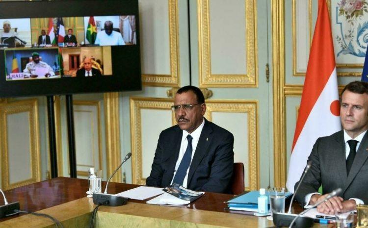 (rfi)Sommet France-G5 Sahel: la France précise la réorganisation de son dispositif militaire au Sahel