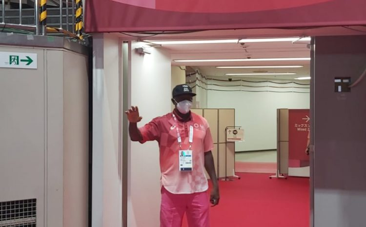 (Guineenews.org)Japon : Alpha Amadou Baldé, l'autre Guinéen des JO de Tokyo