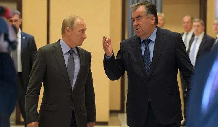 (Ri)La Russie viendra en aide au Tadjikistan – Pas vraiment une nouvelle