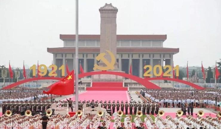(Reseauinternational)Le Parti communiste chinois – Un siècle de succès et une vision d'avenir