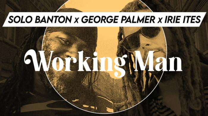 (reggae.fr)Working Man : nouvel extrait de l'album de George Palmer