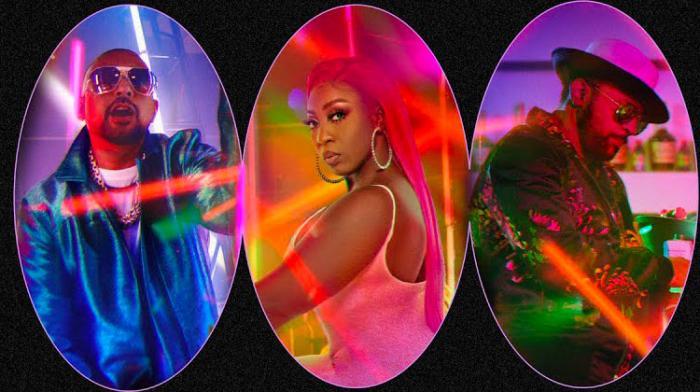 (reggae.fr)Go Down Deh de Spice, Sean Paul et Shaggy en tête des Charts