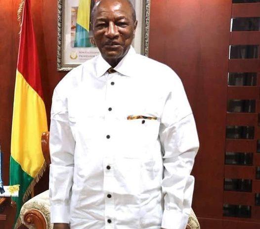 (guineenews)Conakry : Alpha Condé, les ministres et les 50 millions !