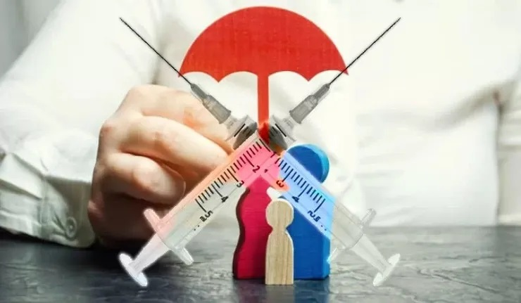 (Ri)Simplissime : les contrats d'assurance-vie et de prêts interdisent la vaccination anti-covid