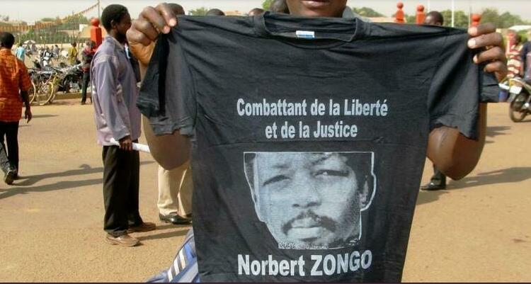 (rfi.fr)Burkina: la famille de Norbert Zongo indignée par les propos des avocats de François Compaoré