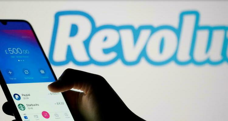 (rfi.fr)La banque en ligne Revolut poursuit son ascension vers les sommets de la City