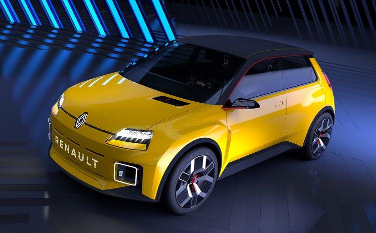 (phonandroid.com)La Renault 5 EV 100% électrique sera lancée en 2024