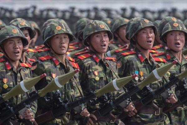 (obsevateurcontinental)Les secrets des forces armées des deux Corées