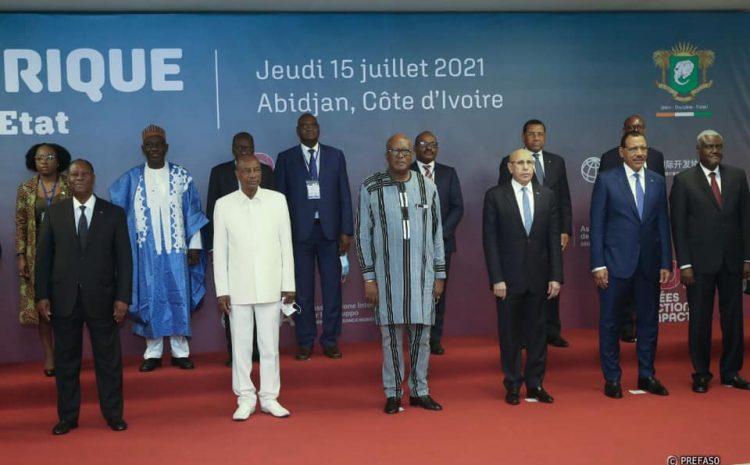 (Guineenews.com)20e reconstitution  de l'IDA à Abidjan : déclaration finale des Chefs d'Etat et de gouvernement