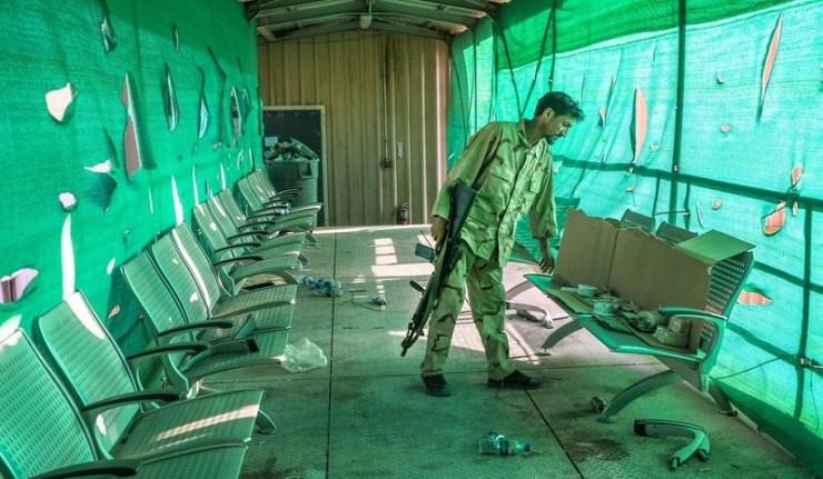 (Reseauinternational)Les Américains abandonnent dans la nuit leur base de Bagram sans mettre au courant les militaires afghans