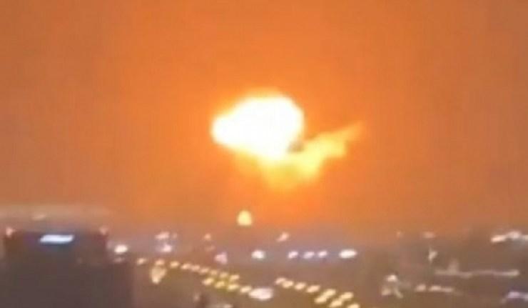 (Reseauinternational)L'Iran a détruit un navire israélien dans le port de Dubaï
