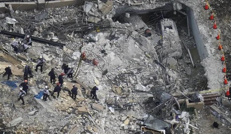 (Ri)De la guerre psychologique 2.0 dans la gestion de l'effondrement d'un immeuble en Floride