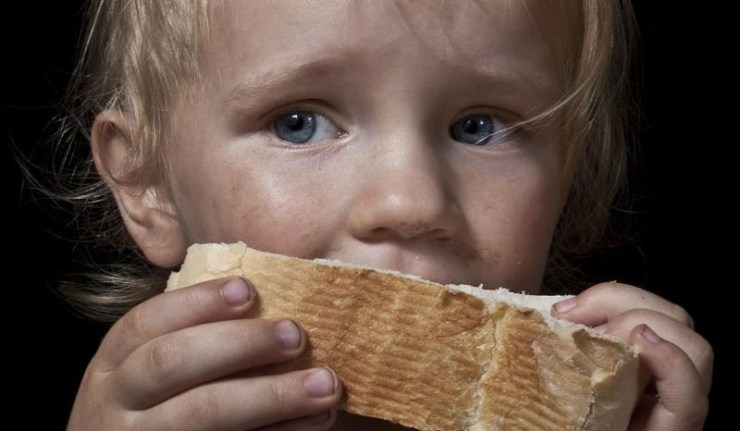 (Reseauinternational)Pourquoi les enfants souffrent-ils de la faim en Ukraine ?