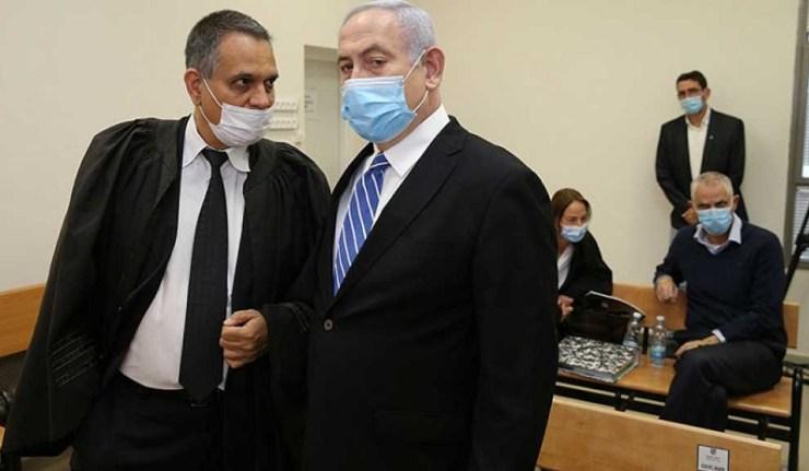 (Reseauinternational)Israël – Le procès de Benyamin Netanyahou reporté pour la 3ème fois