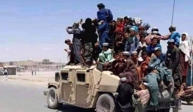 (Reseauinternational)Défaite stratégique de l'Empire en Afghanistan