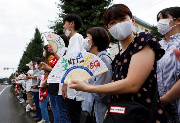 (HuffPost)Aux JO de Tokyo, le public prié de ne pas se déplacer pour le marathon