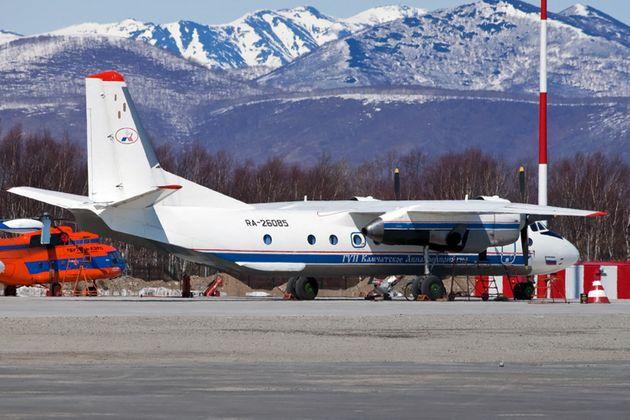 (HuffPost)En Russie, des débris de l'avion disparu en Extrême-Orient retrouvés