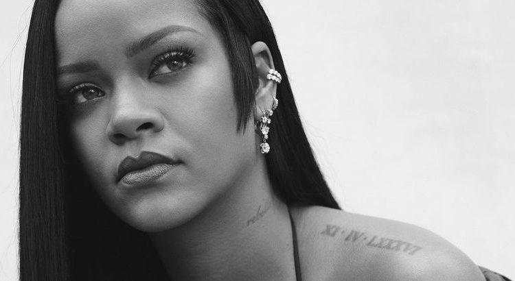 (le moov)Rihanna lance un parfum Fenty