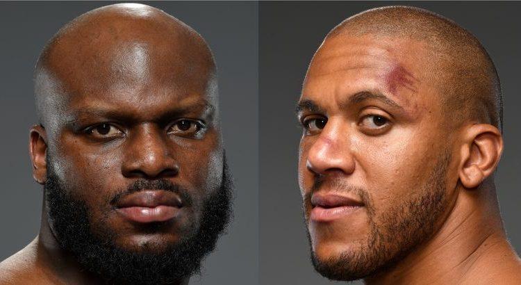 (mouv.fr)Cyril Gane combattra Derrick Lewis pour le titre intérimaire des poids-lourds UFC