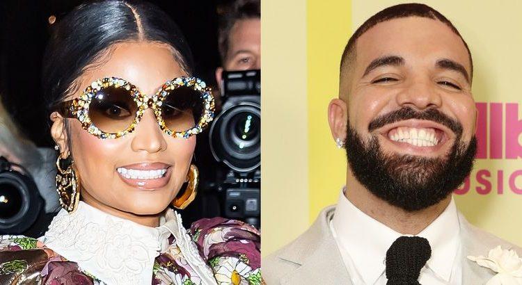 (mouv.fr)Drake x Nicki Minaj : une collab devrait arriver