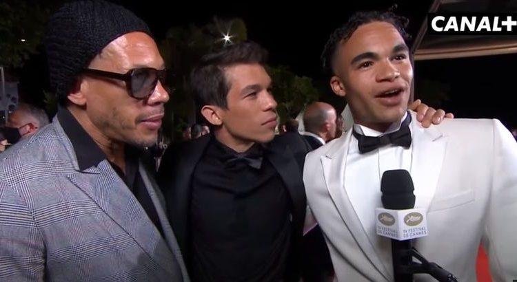 """(le moov)NTM : quand l'équipe du film """"Suprêmes"""" met le feu au Festival de Cannes"""