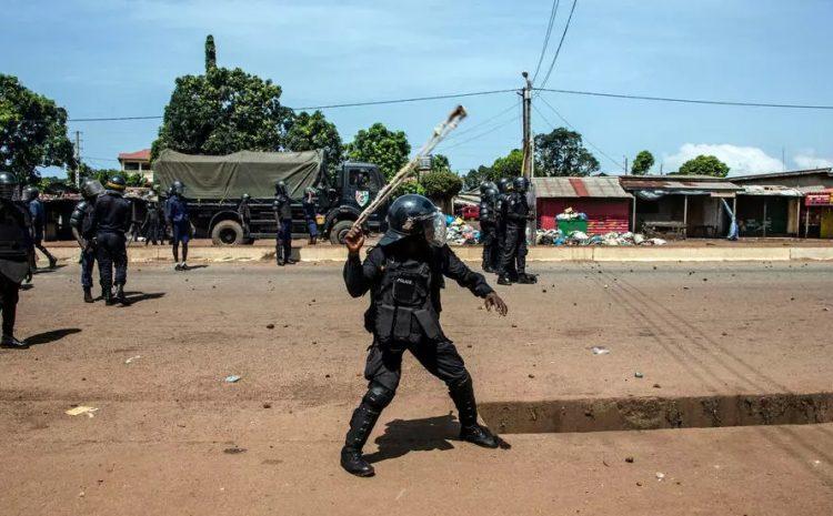 (rfi)Guinée: liberté provisoire pour quatre opposants