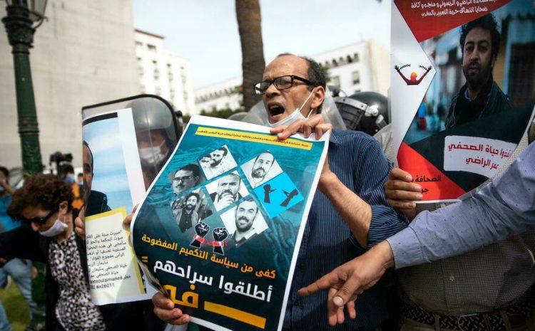(rfi)Pegasus: le Maroc épinglé pour utiliser le logiciel espion notamment contre des journalistes