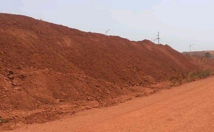 (Guineenews.org)Boffa : l'agriculture abandonnée au profit du travail des Mines