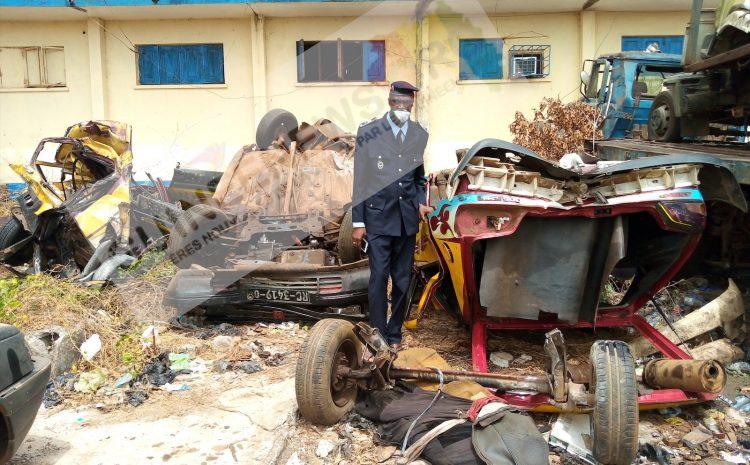 (Guineenews.org)Sécurité routière : six morts dans cinq accidents survenus la semaine dernière (Police)
