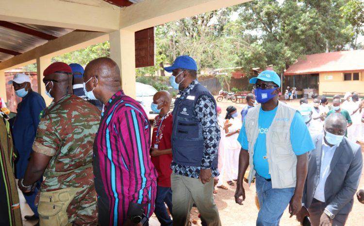 (Guineenews.org)Autorités sanitaires et partenaires à Boké et Boffa pour relever les taux de couverture vaccinale