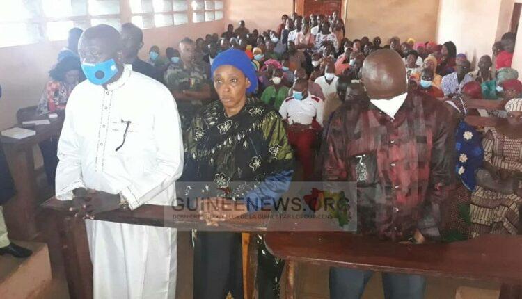 (guineenews)Décès de Mariam Kandé à l'hôpital régional : tous les accusés déclarés non coupables par le TPI de Kankan