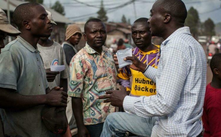 (rfi)RDC: la Lucha mobilise pour la tenue d'élections «crédibles» et «inclusives» en 2023