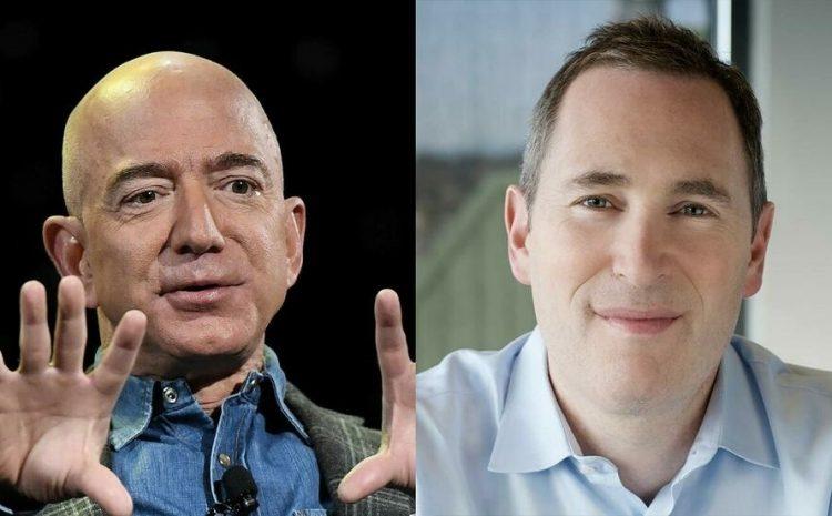 (rfi)Jeff Bezos passe la main: quels défis pour Amazon ?