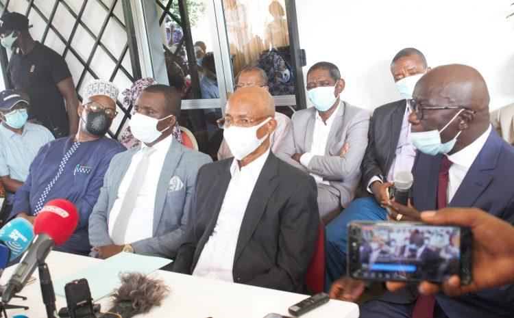 (Guineenews.org)Guinée : L'ANAD devient une alliance politique
