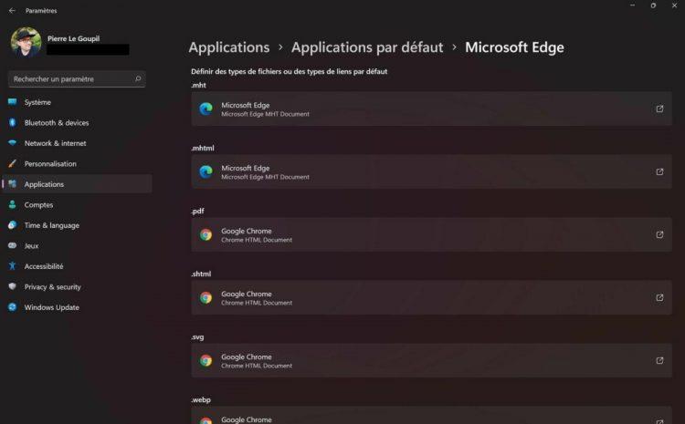 (phonandroid.com)Windows 11 : il est très compliqué de modifier son navigateur par défaut, voici comment faire