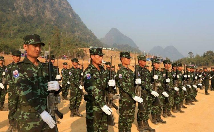 (rfi)Birmanie: un important groupe rebelle du Karen suspend un de ses chefs