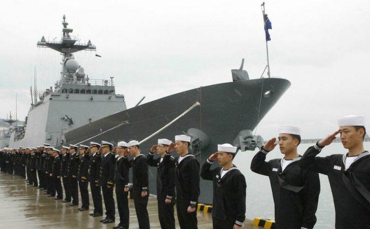 (rfi)Covid-19: la Corée du Sud rapatrie 300 marins après une infection de masse