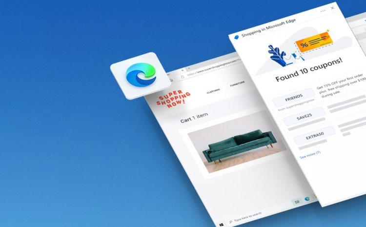 (phonandroid.com)Edge creuse l'écart avec Firefox, Chrome et Safari restent les navigateurs les plus populaires