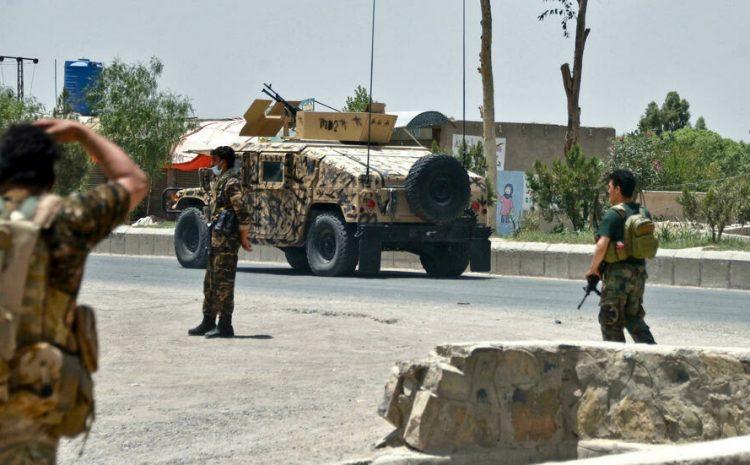 (rfi)«Une question de semaines»: en Afghanistan, la victoire des talibans est imminente