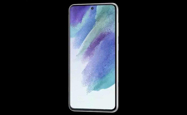 (phonandroid.com)Galaxy S21 FE : une vidéo révèle le design et les 4 coloris