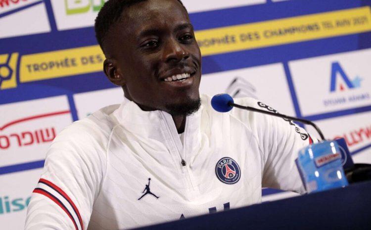 (F11)TDC, PSG : Idrissa Gueye veut voir le collectif primer face au LOSC