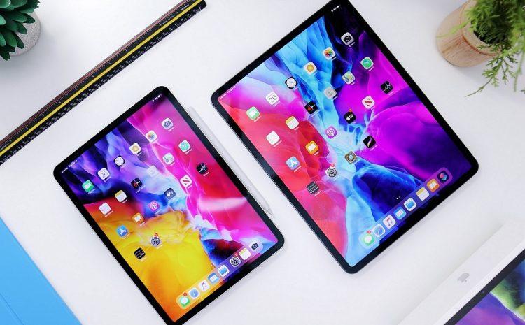 (phonandroid.com)Apple reporterait la sortie du premier iPad avec écran OLED à 2023