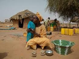 (rfi.fr)La famine multipliée par six depuis la pandémie.