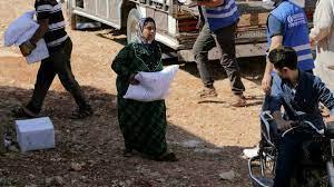 (rfi.fr)Syrie: «Une situation de catastrophe humanitaire de très grande ampleur» dans la zone d'Idleb.