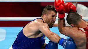 (rfi.fr)Tokyo 2021: clap de fin pour Abdelhafid Benchabla, boxeur algérien.