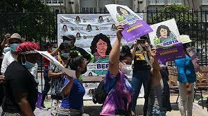 (rfi.fr)Honduras: une nouvelle condamnation pour le meurtre de la militante écologiste Berta Cáceres.