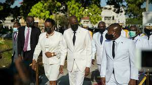 (rfi.fr)Haïti: Claude Joseph prend en main le gouvernement après l'assassinat de Jovenel Moïse.