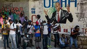 (rfi.fr)Assassinat du président Jovenel Moïse: Haïti dans l'inconnu, quatre «mercenaires» tués.